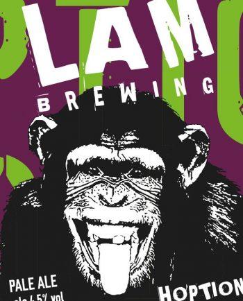 Hoption Pale Ale by LAM Brewing